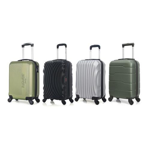 Handgepäck-Koffer: Loubny-E in Khaki