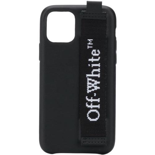Off-White c/o Virgil Abloh Handyhülle mit Logo - iPhone 11 Pro