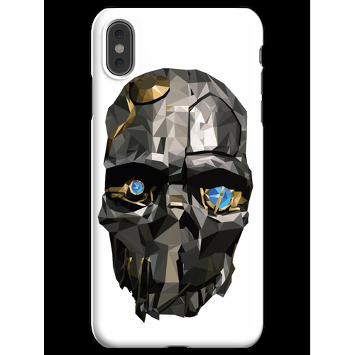 Dishonored 2 - Corvo Attano (Dishonored 2) iPhone XS Max Handyhülle