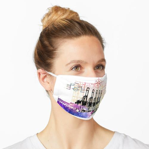Versand Art Maske