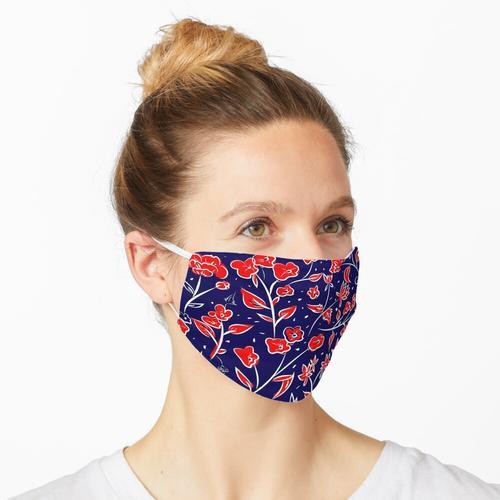 Digitaler Papierhintergrund Maske