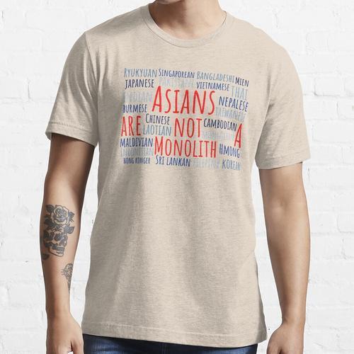 Nationalitäten Essential T-Shirt