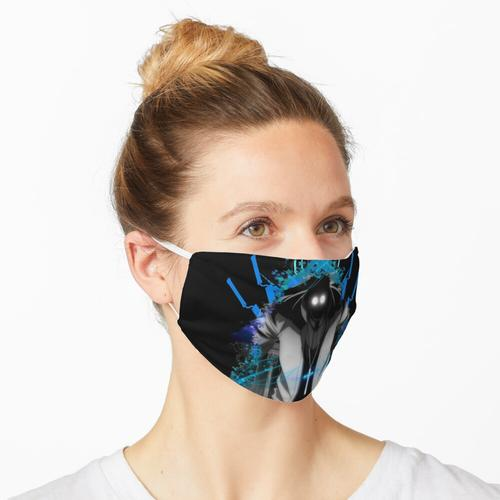 Priester - Blau Maske