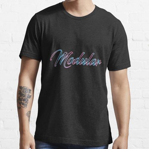 modulares Neon Essential T-Shirt