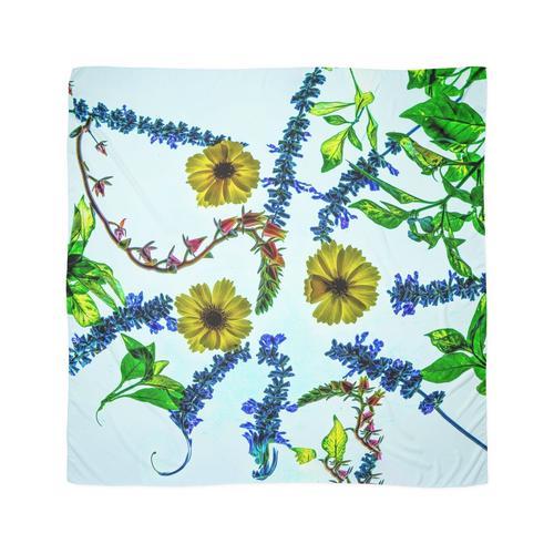 Blumengesteck Tuch