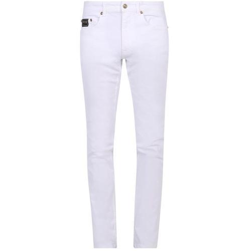 Versace Jeans Bestickte Jeans