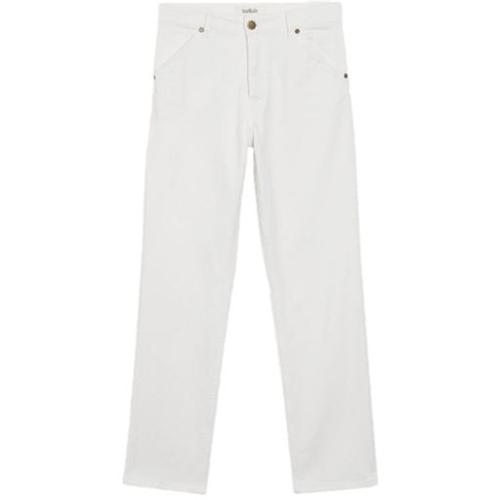Ba&sh Csunny Jeans Off White