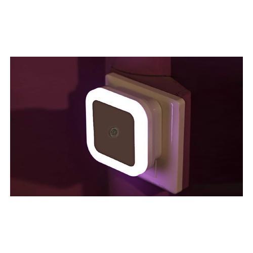 Steckdosen-LED-Nachtlampe: 2