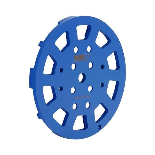 MSW Diamantschleifscheibe - Durchmesser: 250 mm - für Beton - Körnung 30 - 10 Schleifsegmente MSW-FGGD-1
