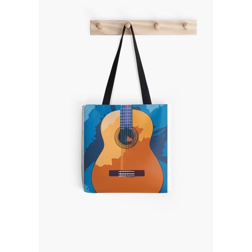 Gitarren-Blues 6 Tasche