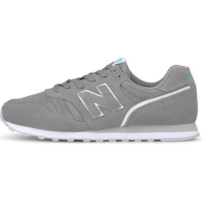 New Balance, Retro-Sneaker 373 in mittelgrau, Sneaker für Damen Gr. 42 1/2