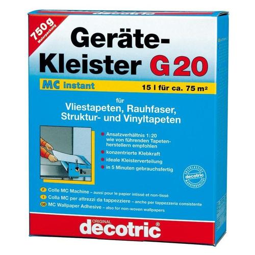 MC Gerätekleister 750 g - Decotric