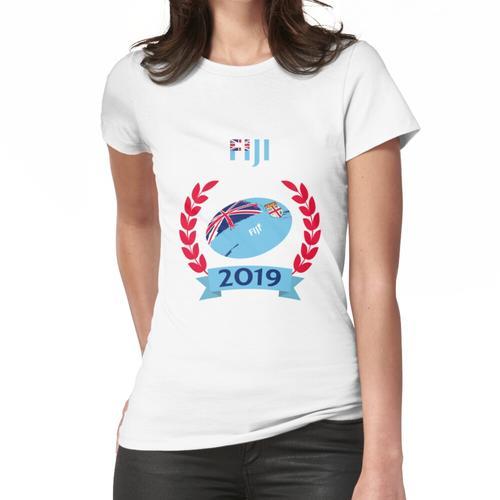 Cooles Fidschi Rugby Fan Shirt - Fidschi 2019 - RWC Fidschi 2019 T-Shirt - Fidschi Ru Frauen T-Shirt