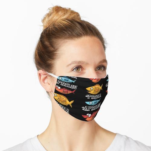 Aprilscherze Lustiges Design Prima Aprilis Maske