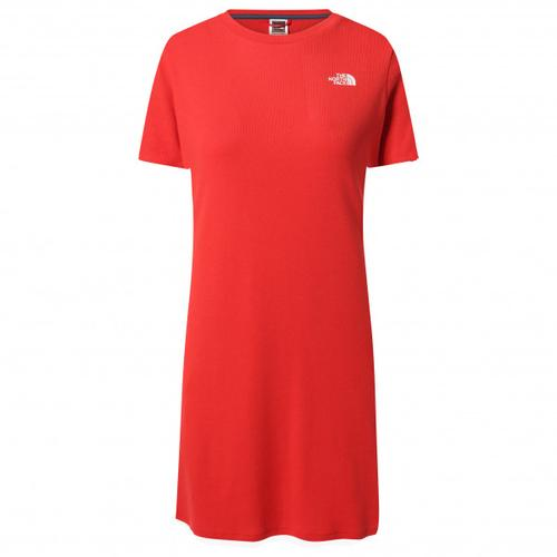 The North Face - Women's Simple Dome Tee Dress - Kleid Gr S rot