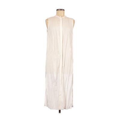 Just Female Kimono: White Solid ...