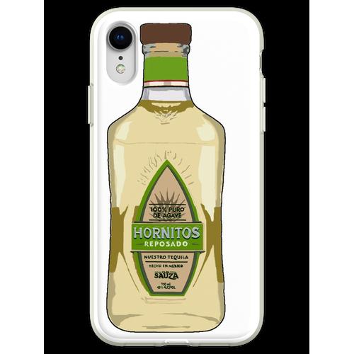 Hornitos Tequila Flexible Hülle für iPhone XR