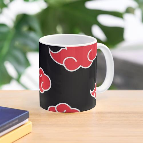 Anime Red Cloud n.a.r.u.t.o. Tasse