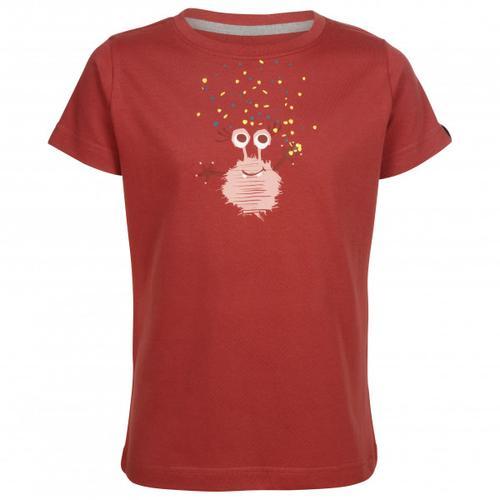 Elkline - Kid's Monsterchen - T-Shirt Gr 128/134 rot