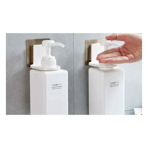 Wandhalterung für Duschgel und Shampoo