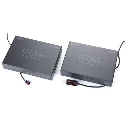 Simplified MFG EXACKT 1080p HDMI Over AC Powerline