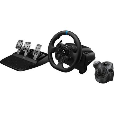 Logitech G923 Wheel/pedals & shifter for Playstation
