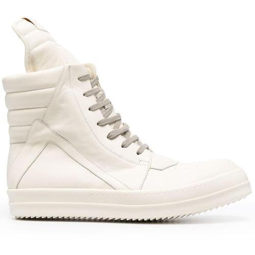 Rick Owens Phlegethon Geobasket Sneakers