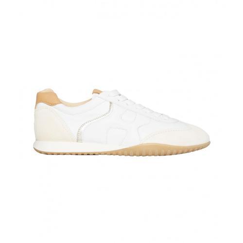 Hogan Damen Sneakers Olympia Weiß
