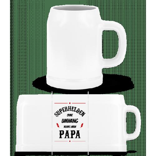 Superhelden Nennt Man Papa - Bierkrug