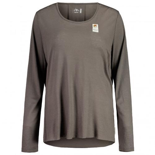 Maloja - Women's HerzblattM. - Yogashirt Gr S;XL;XS gelb/orange;grau/braun;oliv;schwarz/blau