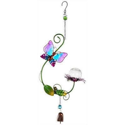 Sunset Vista Designs Butterfly Solar Hanging Buddy
