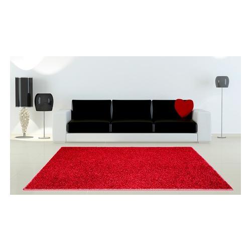 Teppich: Rot / 200 x 250 cm