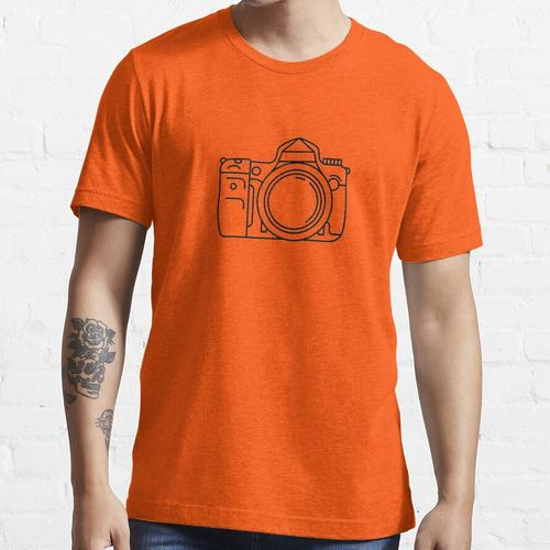 Sony Kamera-Symbol Essential T-Shirt
