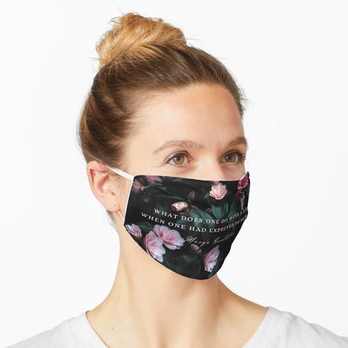 Marya Hornbacher Zitat Maske