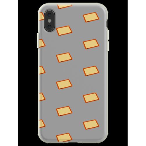 Silpat Aufkleber Flexible Hülle für iPhone XS Max