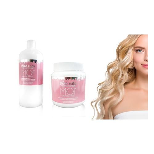 Shine Nata Haarpflege: 2x Shampoo