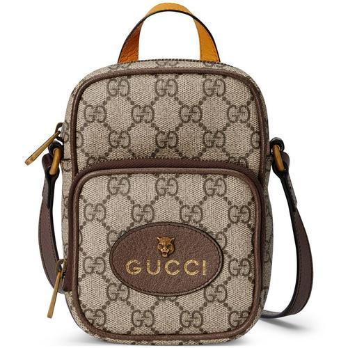 Gucci Neo Vintage Mini-Tasche aus GG Supreme
