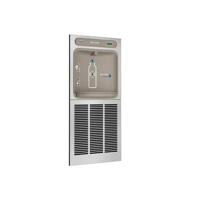 Elkay LZWS8PK In Wall Bottle Filling Station w/ Sensor Activation - Refrigerated, Filtered