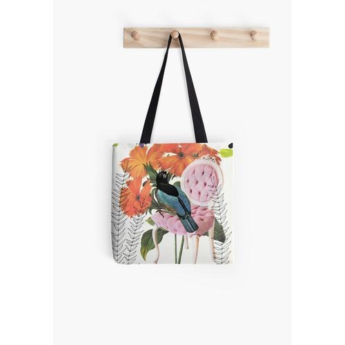 Mein rosa Stuhl Tasche