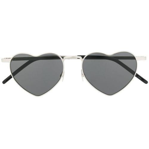 Saint Laurent Sonnenbrille in Herzform