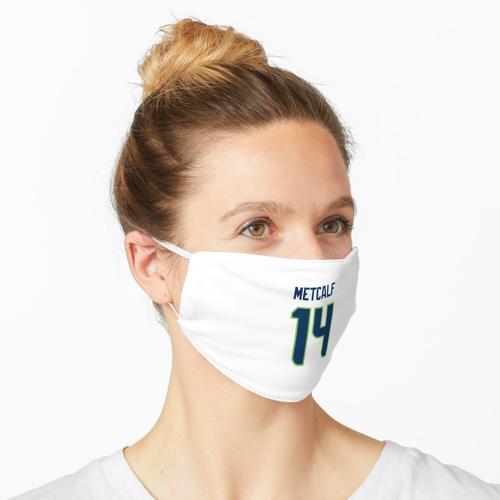 NFL DK Metcalf Seattle Seahawks Trikot Maske