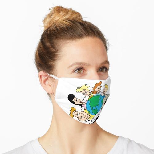 Bobbys Welt Maske