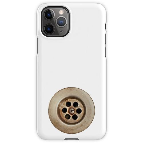 Waschbecken Abfluss iPhone 11 Pro Handyhülle