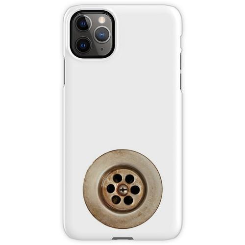 Waschbecken Abfluss iPhone 11 Pro Max Handyhülle