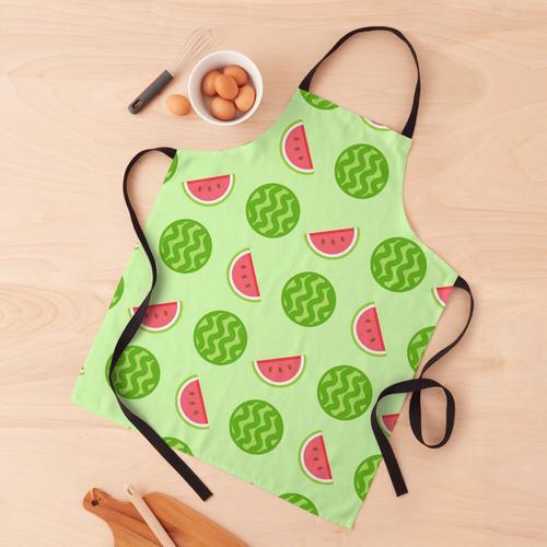 Wassermelonen-Limonade Schürze