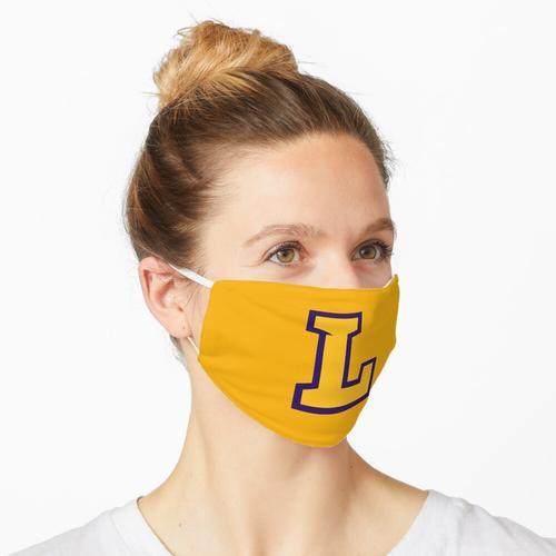 Aufkleber - Bisons Lipscomb Maske