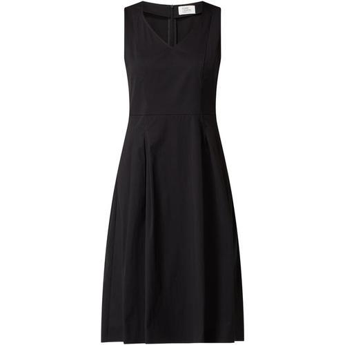 ROBE LÉGÈRE Kleid mit Kellerfalten