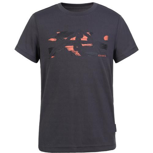 ICEPEAK KORBACH JR T-Shirt Jungen in granite, Größe 140