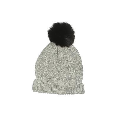 Modena Beanie Hat: Gray Accessories