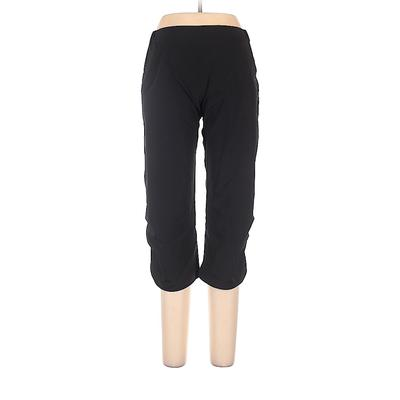 GORE Running Wear Active Pants - Mid/Reg Rise: Black Activewear - Size Large